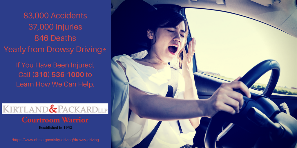 Redondo Beach Drowsy Driving Lawyer