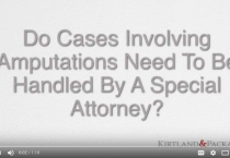 Damages For Pain & Suffering Explained By an Injury Attorney